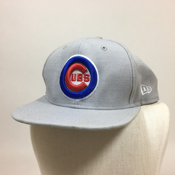 e1c06750f Chicago Cubs New Era Baseball Hat Cap 9Fifity. M 5ab19d1184b5ce9b0877830b.  Other Accessories ...
